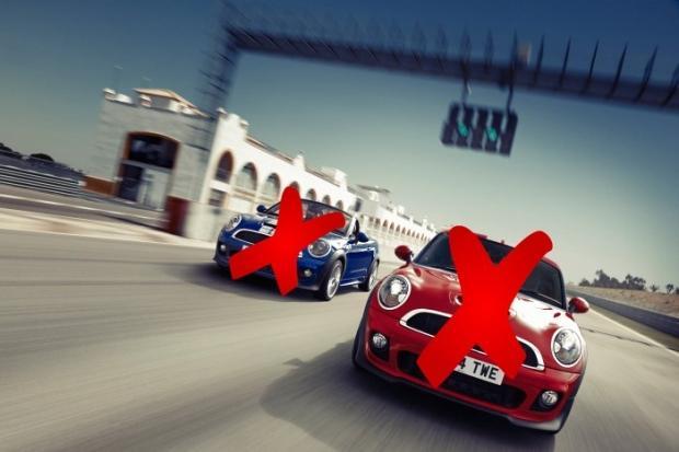 MINI Coupe i Roadster dead
