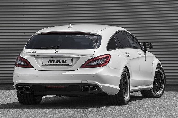 Mercedes CLS 63 AMG P700 MKB