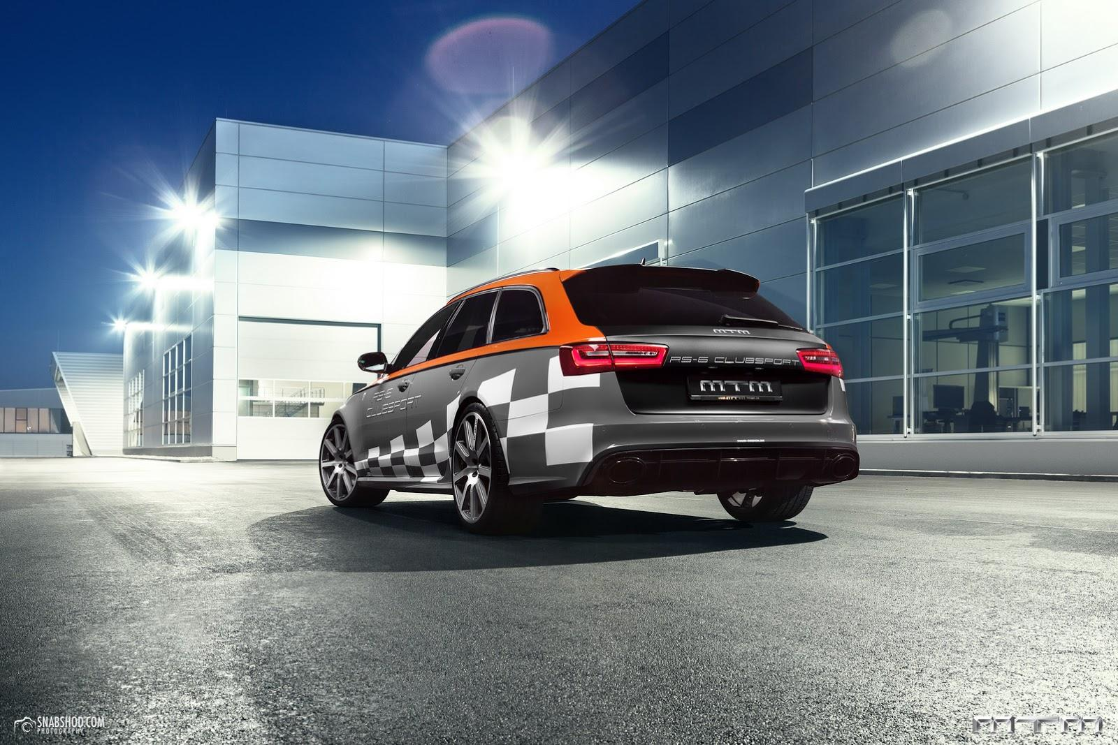 MTM RS6 Clubsport