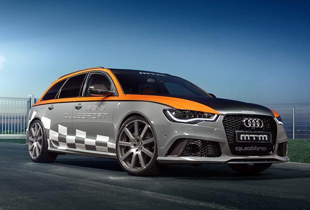 Audi RS6 Avant MTM Clubsport