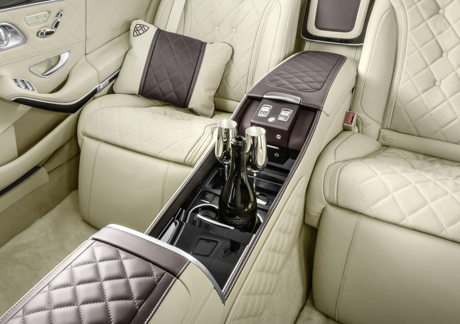 Mercedes Maybach Pullman 2016