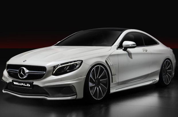Mercedes S Coupe Wald International