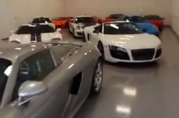 Michael Jordan cars