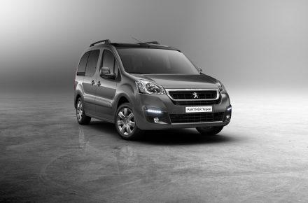 Peugeot Partner facelift 2015