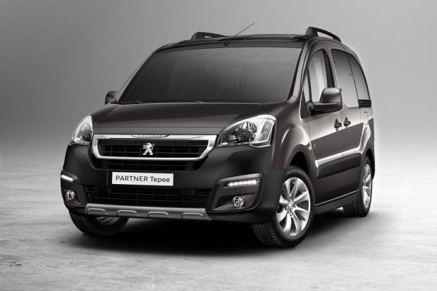 Peugeot Partner facelift 2015 Teepe