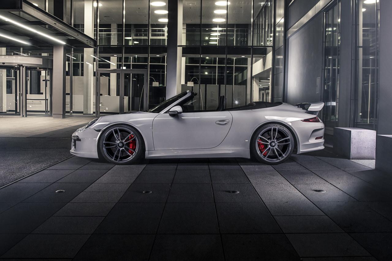 Porsche 911 GTS Cabriolet TechArt
