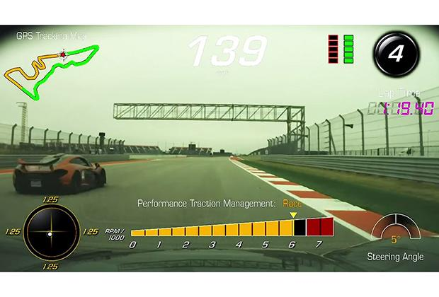 Corvette Z06 vs McLaren P1