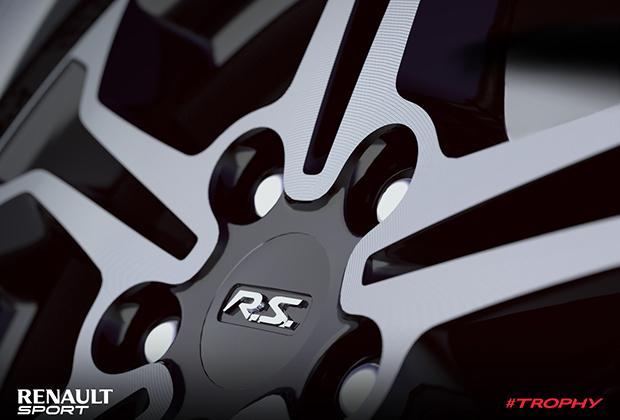 RenaultSport Trophy teaser
