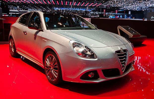 Alfa Romeo Giulietta Collezione Genewa 2015