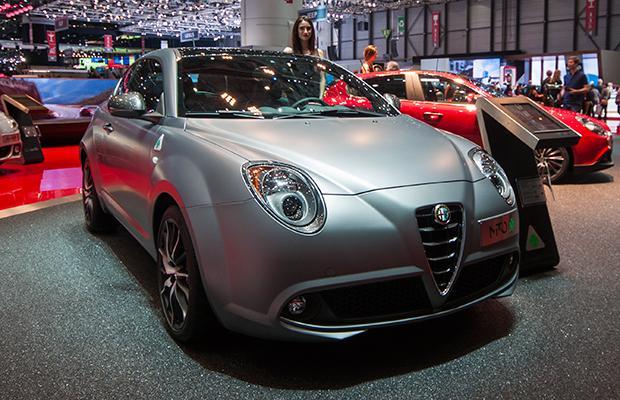 Alfa Romeo MiTo Racer Genewa 2015