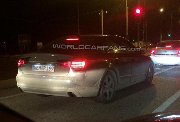 Audi A4 2016 B9