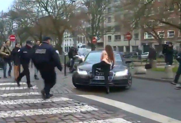 Audi A7 Femen