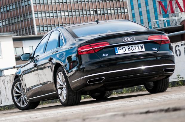 Nowe Audi A8 2014