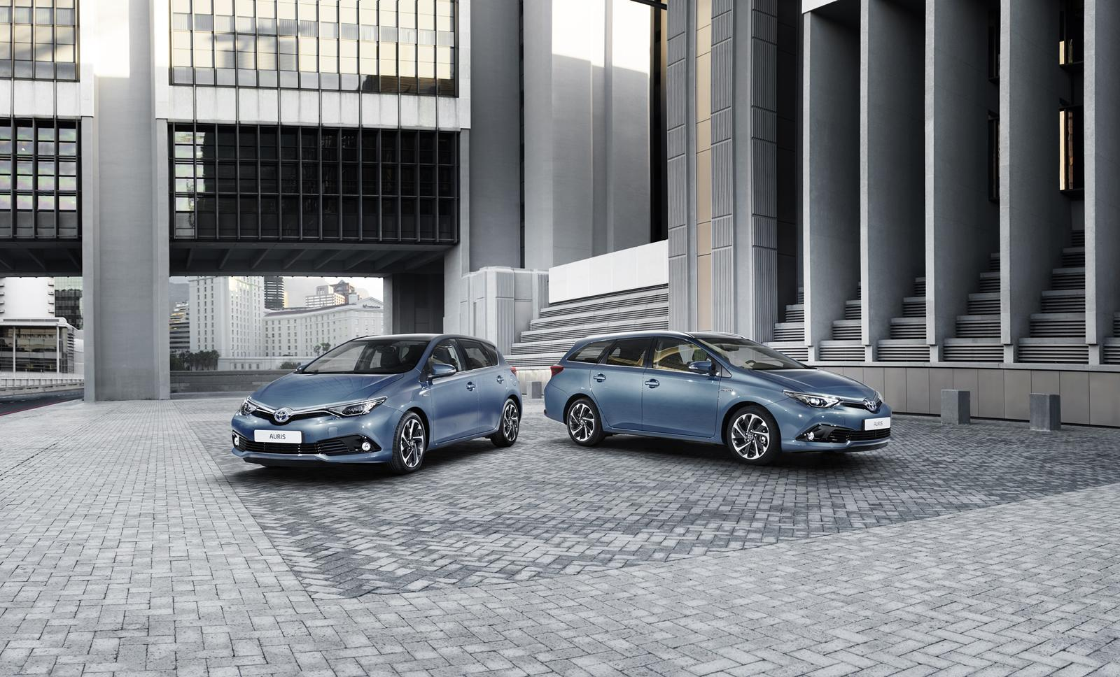 Toyota Auris 2015 Facelifting