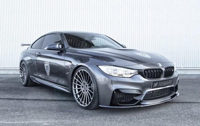 BMW M4 Hamann Gumball 3000
