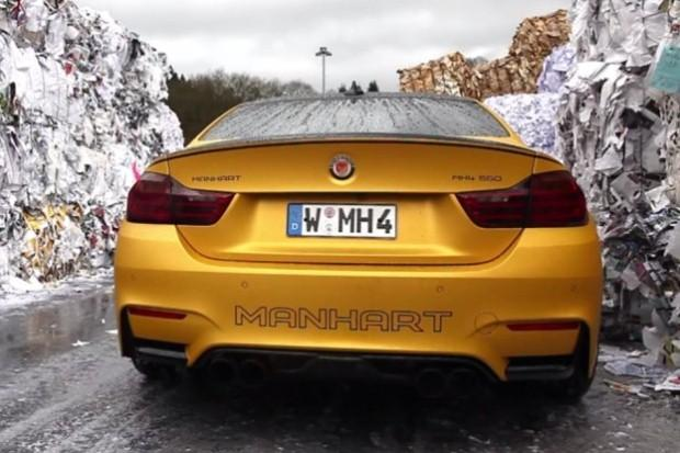 BMW M4 Manhart