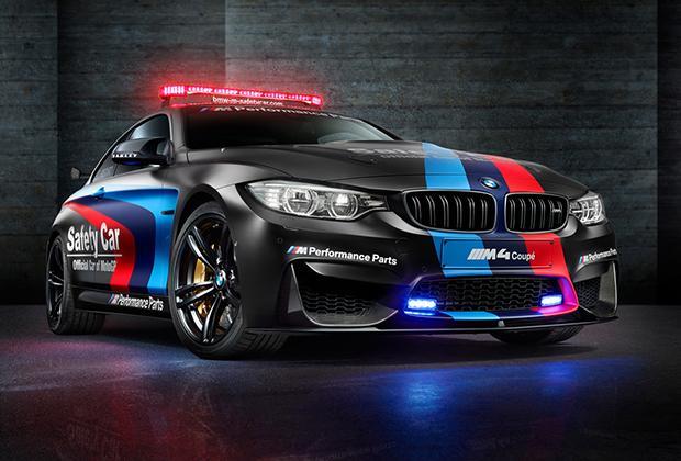 BMW M4 MotoGP Safety Car