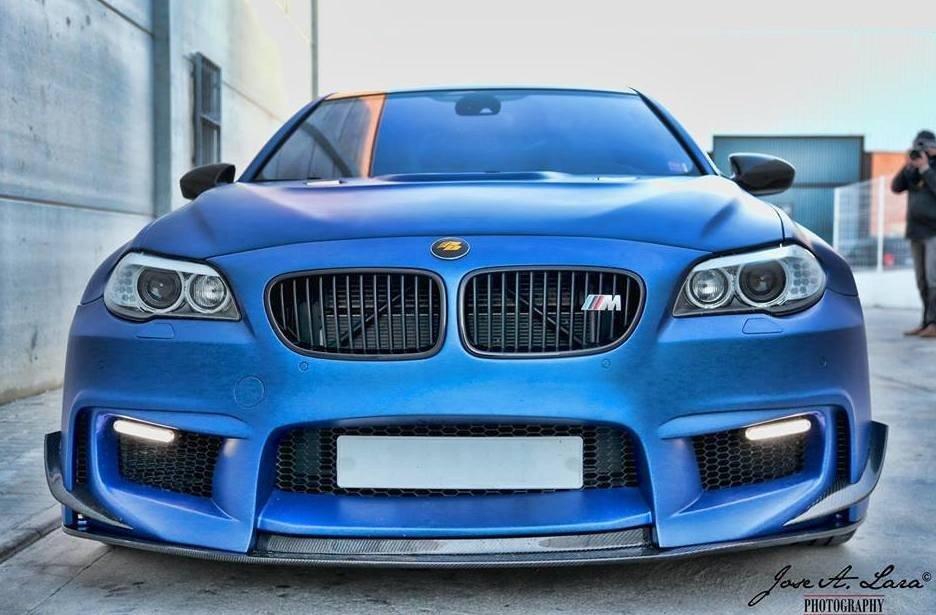 BMW M5 Prior Design