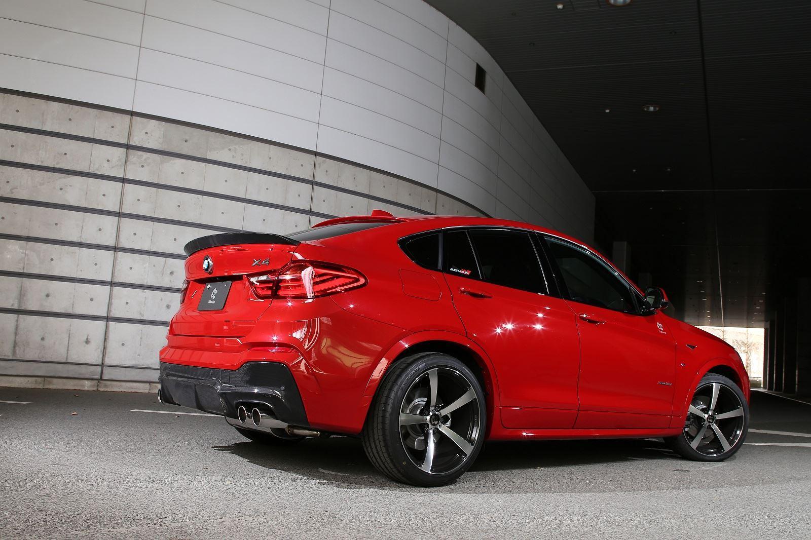 BMW X4 3D Design