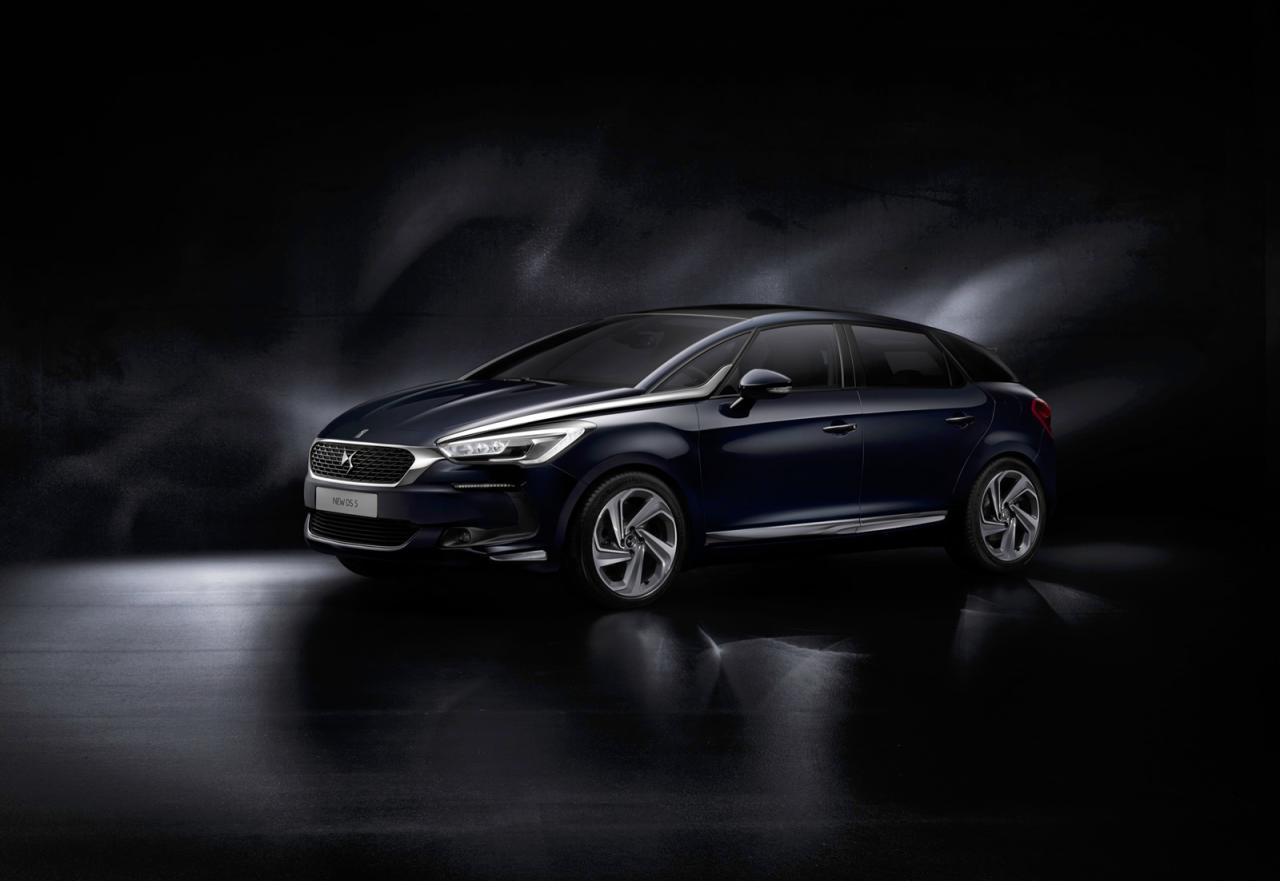 DS5 2015 Facelift