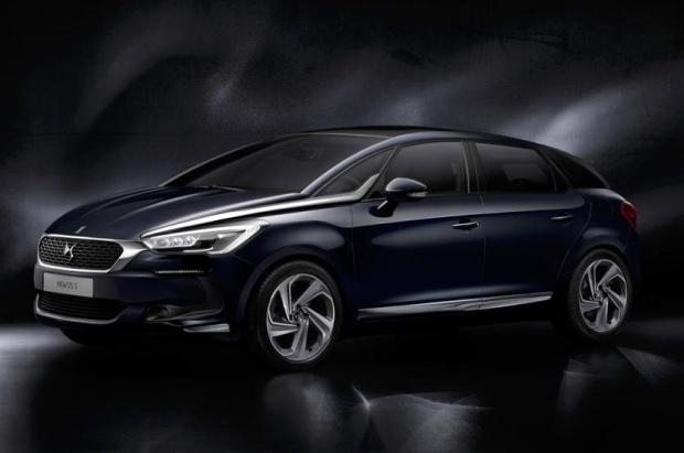 DS5 2015 facelift