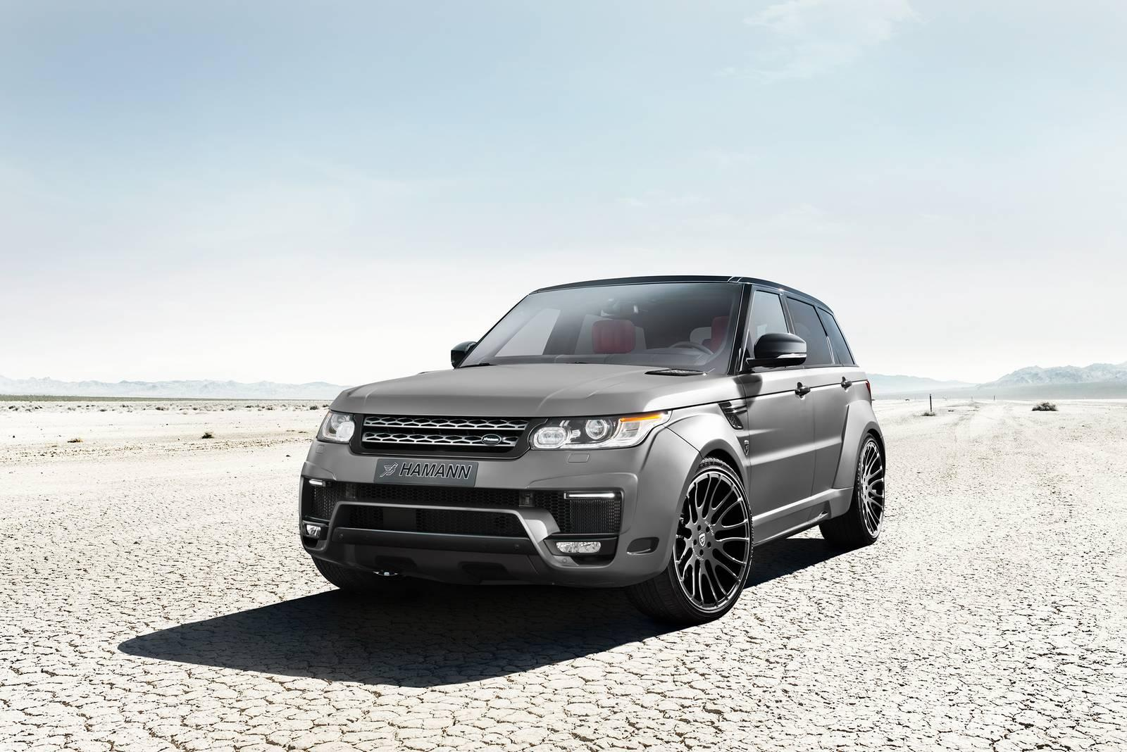 Range Rover Sport Hamann