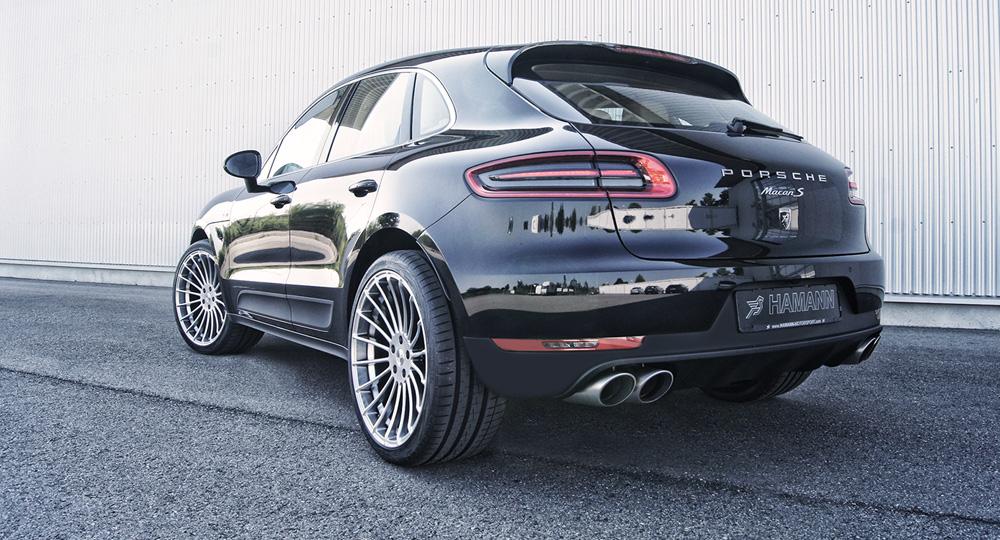 Porsche Macan Hamann