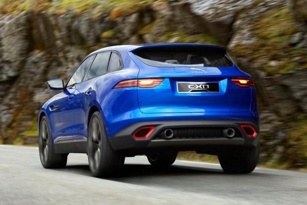 Jaguar CXD Concept