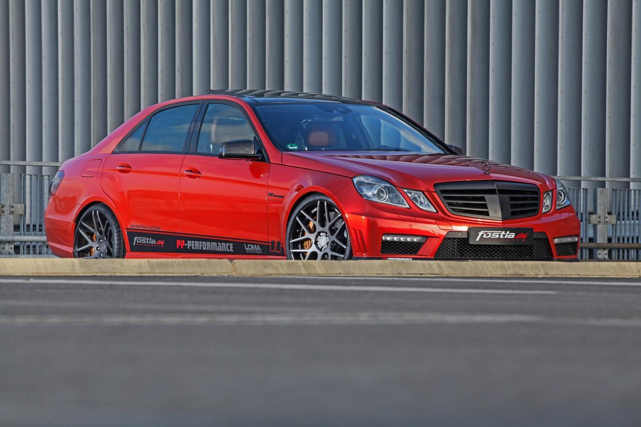 Mercedes-Benz E63 AMG PP-Performance
