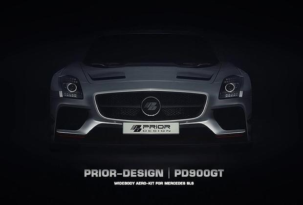 Mercedes SLS AMG Prior Design