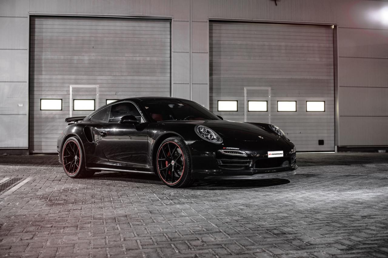 PP-Performance Porsche 911 Turbo