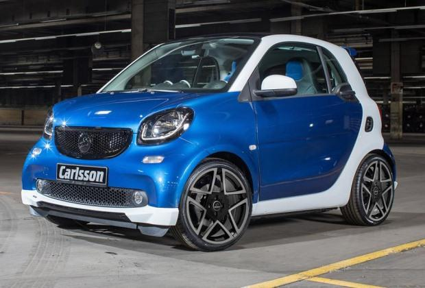 Smart ForTwo od Carlsson