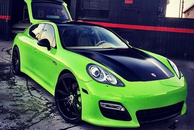 The Game Porsche Panamera