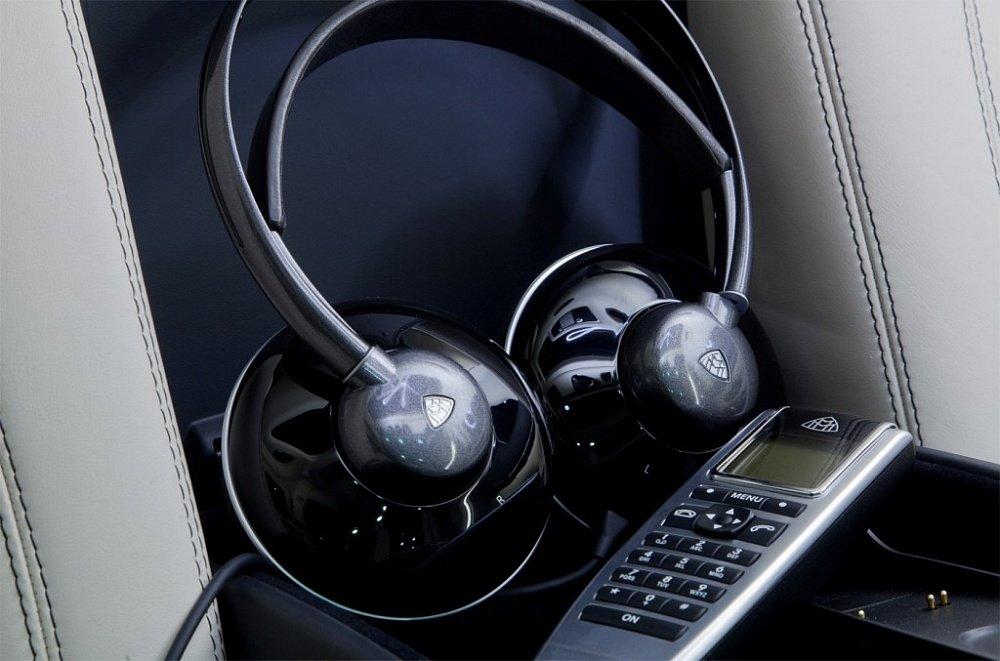 Maybach 57S Xenatec Coupe