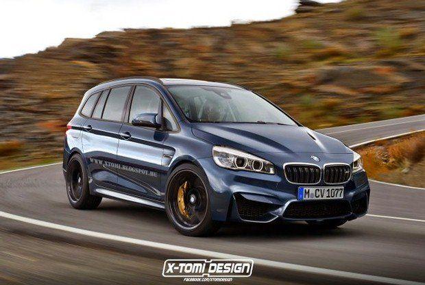 BMW M2 Gran Tourer