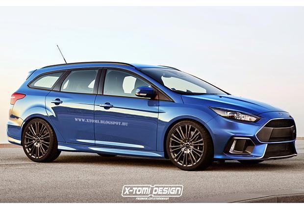 Ford-Focus-RS-Kombi