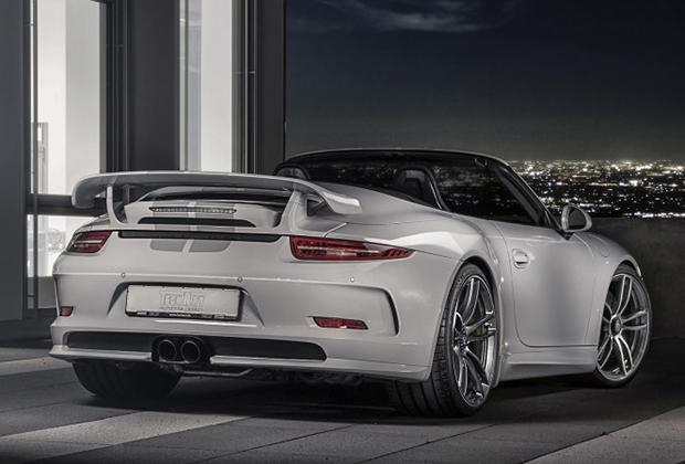 Porsche 911 GTS Techart