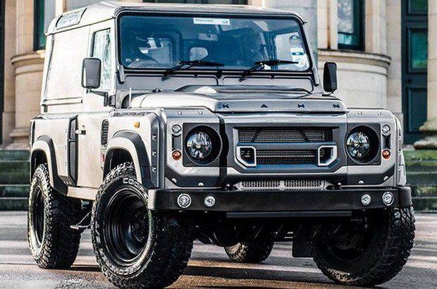 Land Rover Kahn Design
