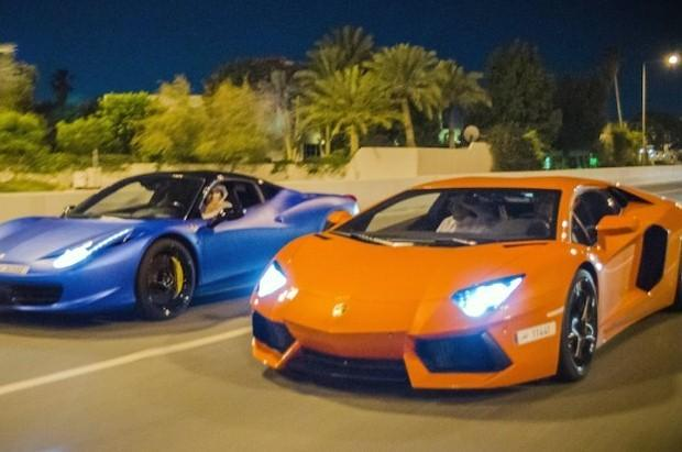 Mohammed Al Kubaisi cars