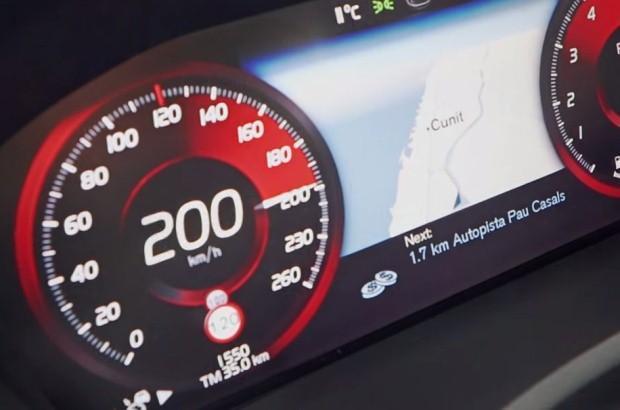 Volvo XC90 T8 0-200