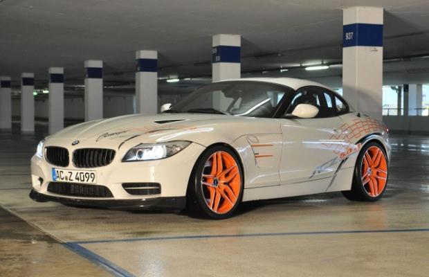 BMW Z4 (ACZ4 5.0d) AC Schnitzer