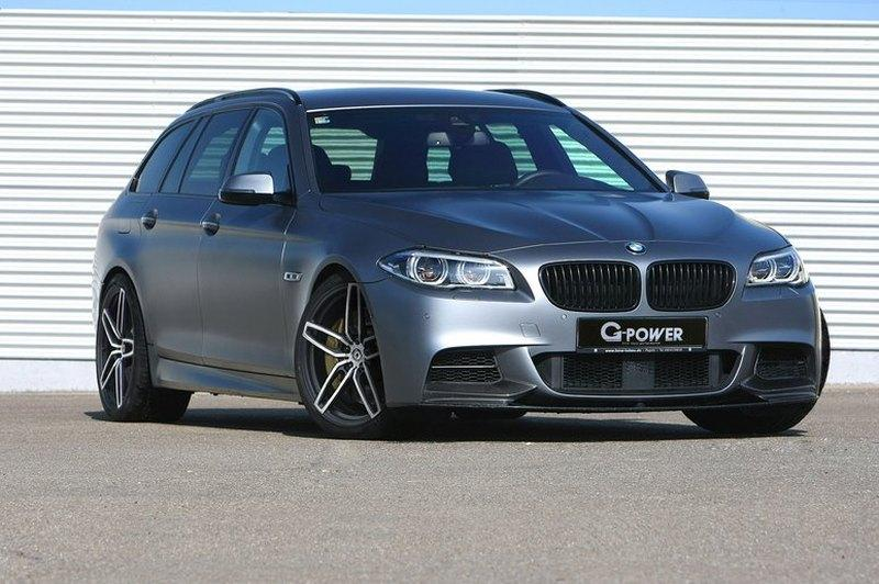 BMW M550d Touring G-Power