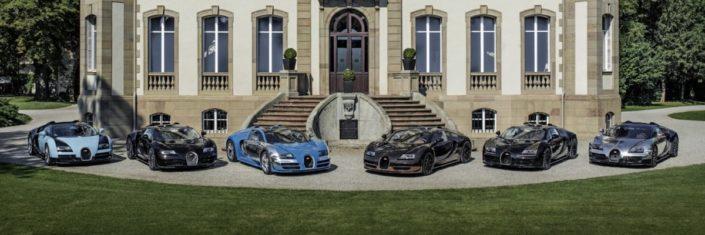 Bugatti Veyron Grand Sport Vitesse Les Legendes
