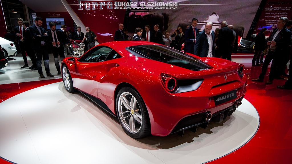 Genewa Motor Show 2015