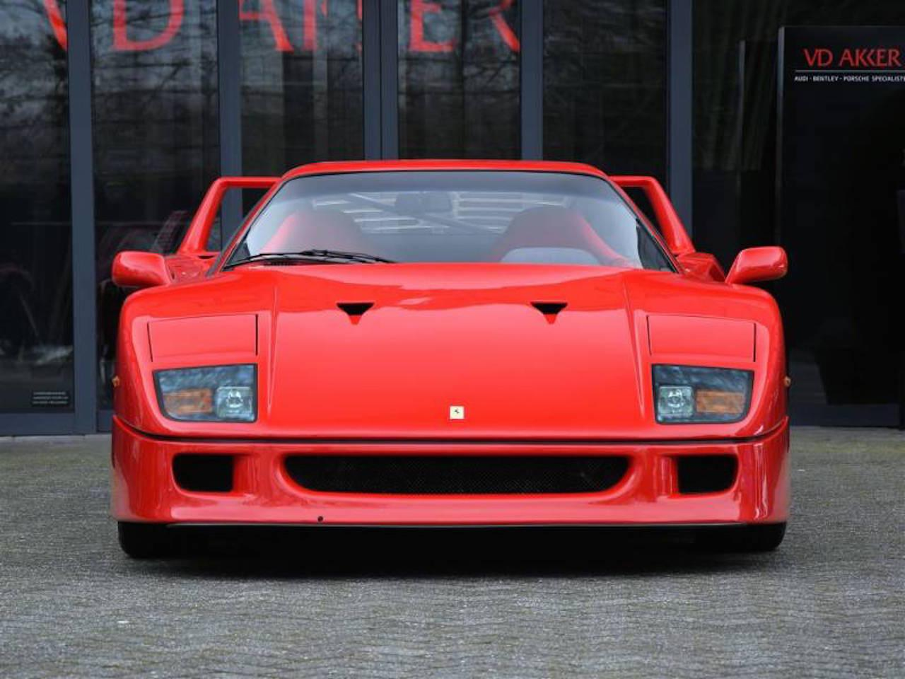 Ferrari F40 for sale