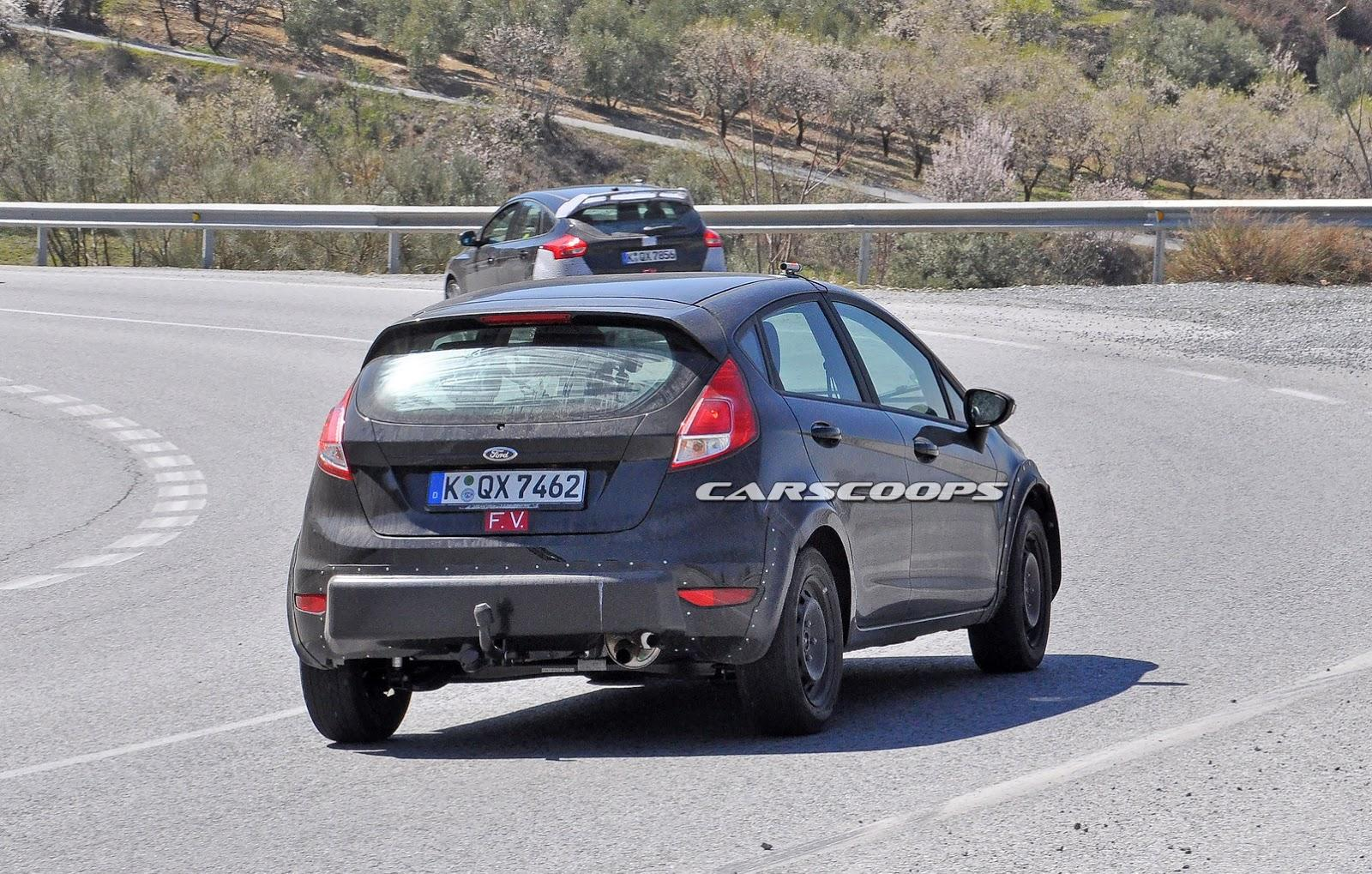 Ford Fiesta RS Spy