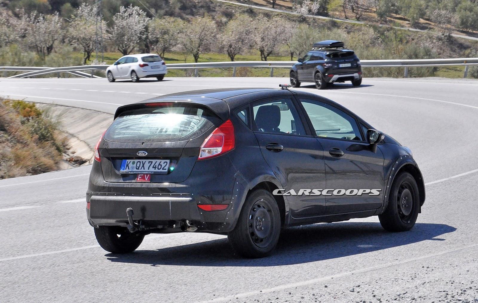 Ford Fiesta RS Spy