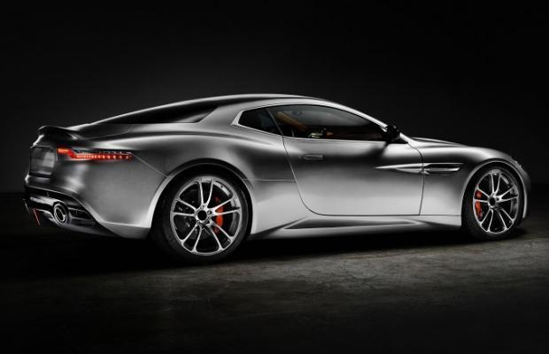 Aston Martin V12 Vanquish Fisker Thunderbolt