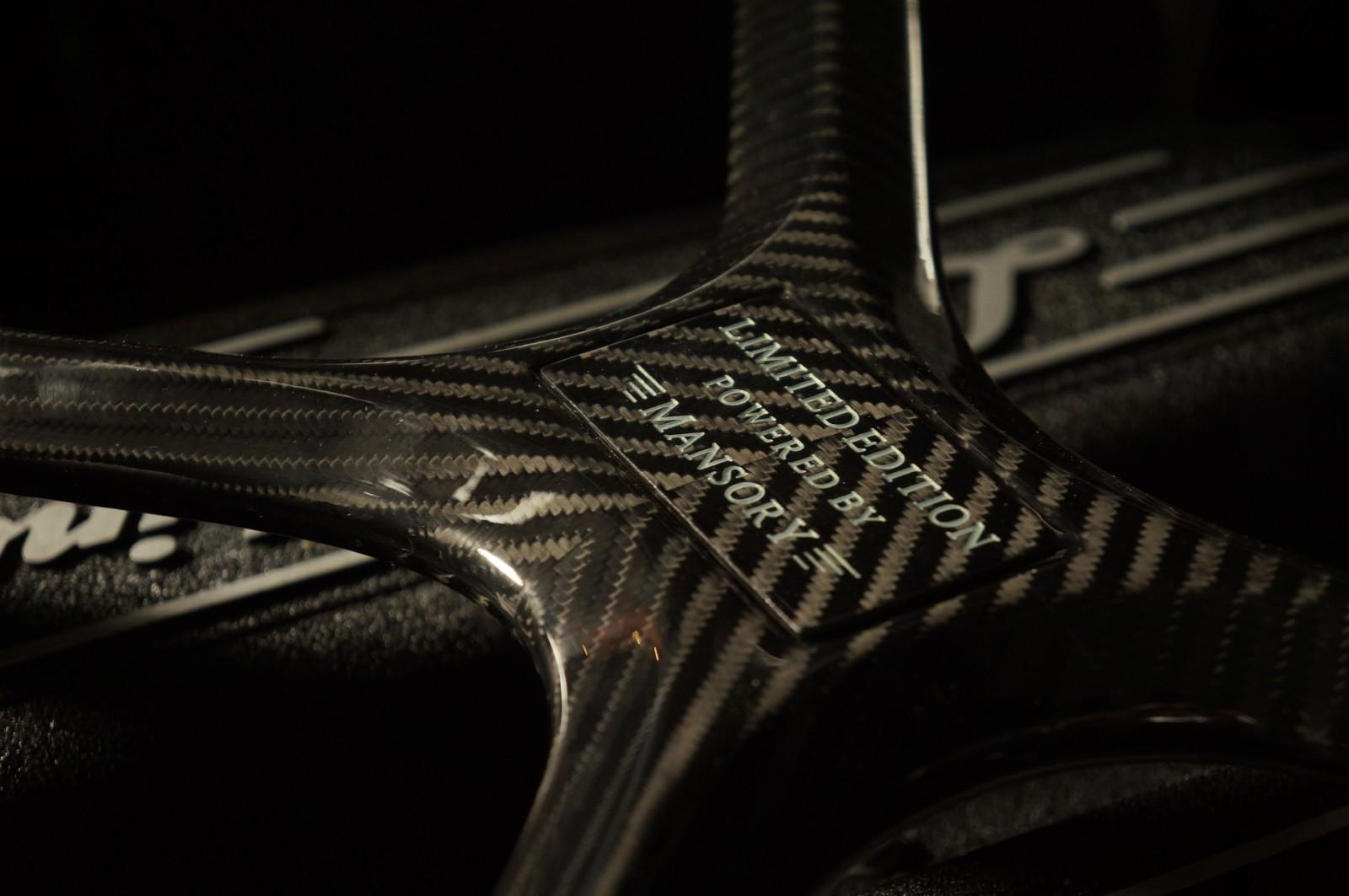 Lamborghini Huracan Trofeo Mansory