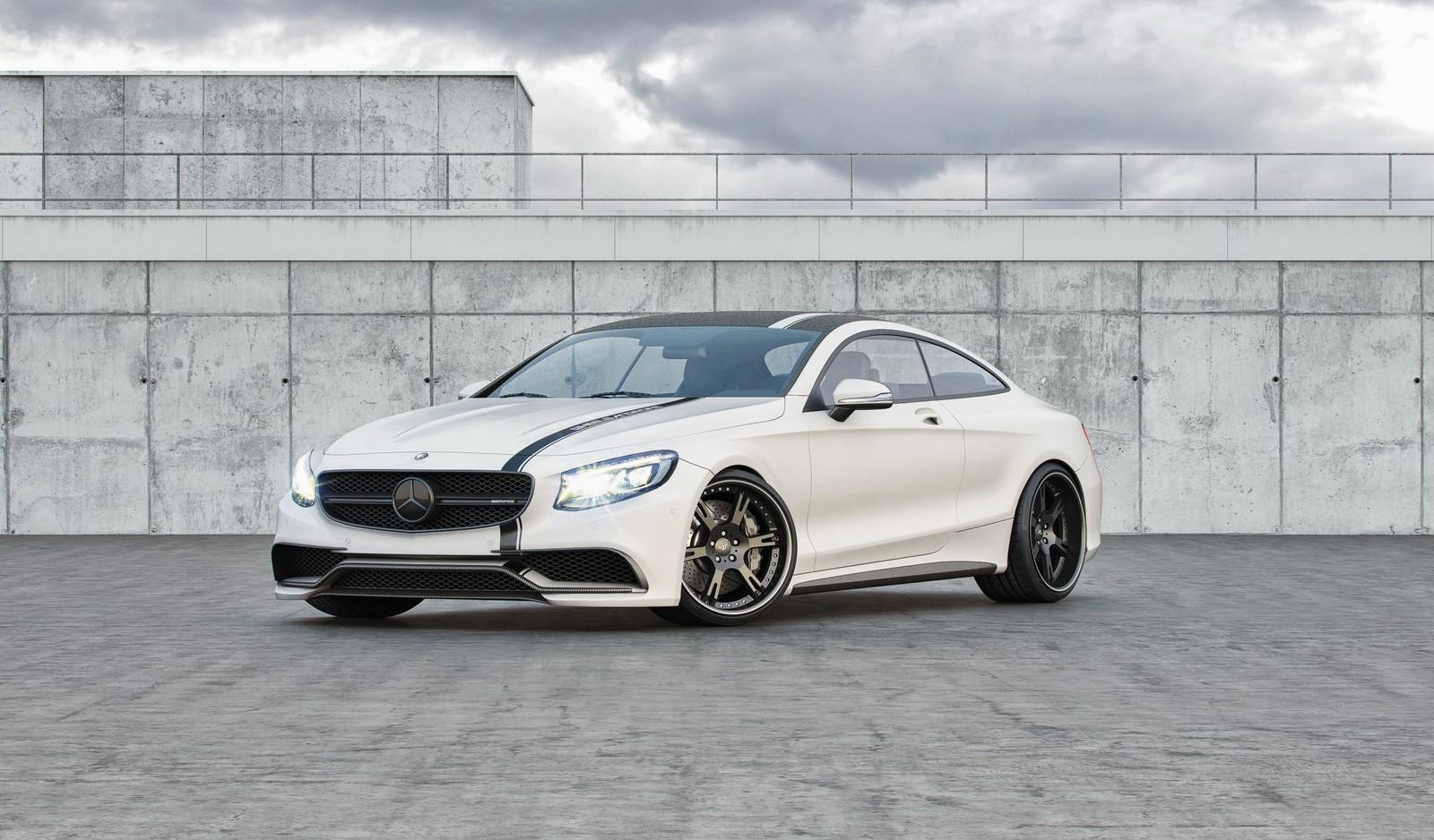 Mercedes-Benz S63 AMG Coupe Wheelsandmore